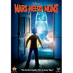 Mars Needs Moms [DVD]