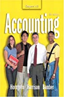 Accounting Chapters 1-13 Ch. 1-13 by Horngren