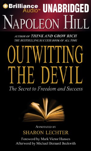 Napoleon Hill's Outwitting the Devil: The Secret to Freedom and Success (Audio Unit Development compare prices)