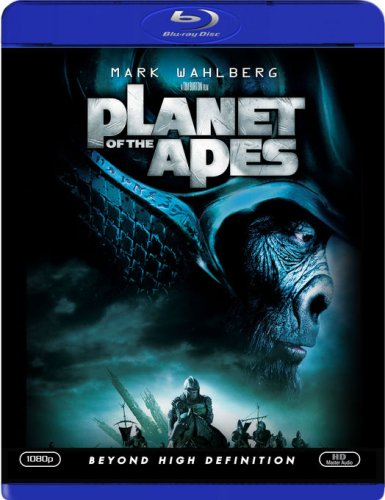 Cover art for  Planet of the Apes [Blu-ray]