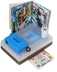 Lomographic Supersampler Camera (Dark Blue - Designer Box Included)