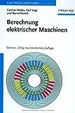 img - for Berechnung Elektrischer Maschinen (Elektrische Maschine) (German Edition) book / textbook / text book