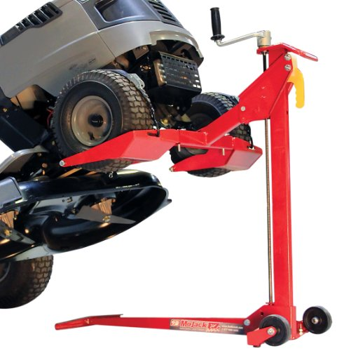 MoJack EZ Max Mower Lift picture