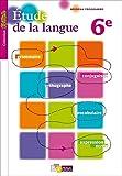 Épithète 6e  Étude de la langue  Manuel de l'élève