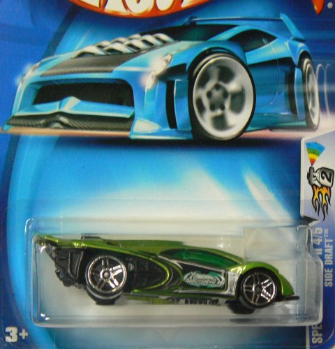 Hot Wheels 2003 Spectraflame II Side Draft 4/5 GREEN 108