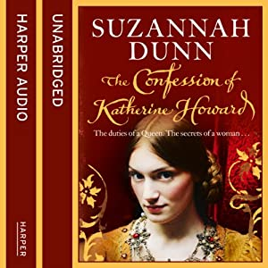 The Confession of Katherine Howard Audiobook