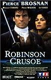 echange, troc Robinson crusoe [VHS]