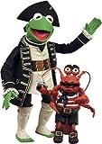 Muppet Show Series 7 > Kermit as Captain Abraham Smollet Action Figure