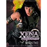 Xena the Warrior Princess: The Complete Second Season (7 Discs)by Lucy Lawless