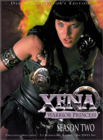 Cover art for  Xena Warrior Princess - Season Two
