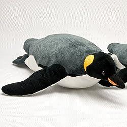 リアルぬいぐるみ キングペンギン Mサイズ