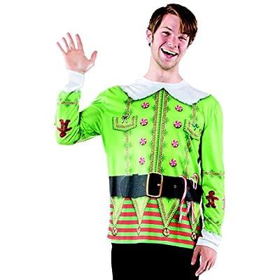 Elf Tree Longsleeve Christmas T-Shirt