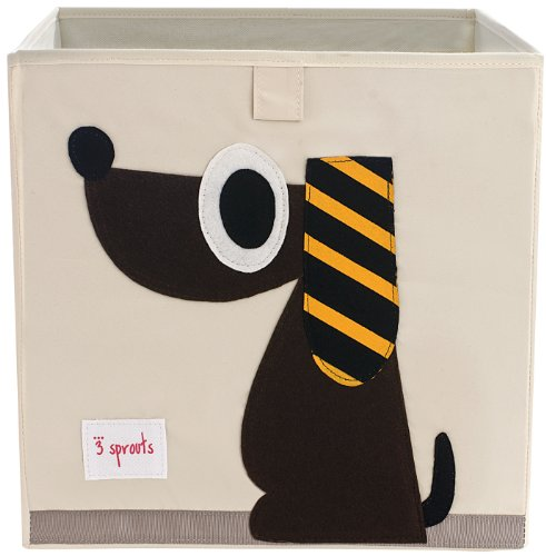 Find Discount 3 Sprouts Storage Box, Dog