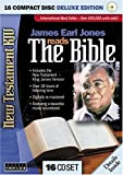 img - for James Earl Jones Reads the Bible book / textbook / text book