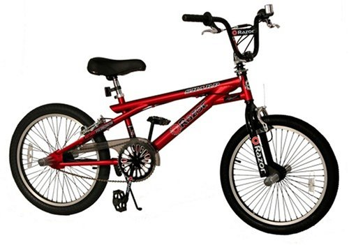 Razor Sharp Freestly Bike (20-Inch Wheels)