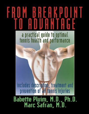 From Breakpoint to Advantage: A Practical Guide to Optimal Tennis Health and Performance