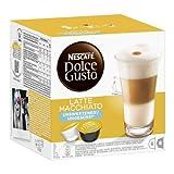 "Nescaf� Dolce Gusto Latte Macchiato unges��t, 3er Pack (48 Kapseln)von ""Dolce Gusto"""