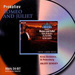 Prokofiev : Roméo et Juliette