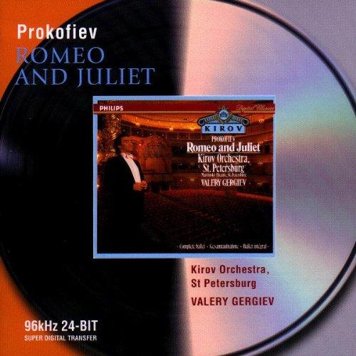 Romeo Y Julieta (V.Gergiev) – Prokofieff – CD