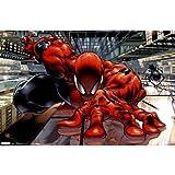 Spider-Man - Wall Crawler Poster Poster Print, 22x34