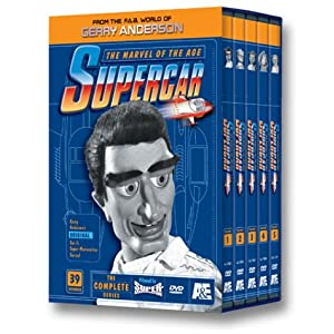 Supercar - The Complete Series movie
