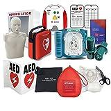 Philips Heartstart AED and CPR Defibrillator Deluxe Bundle