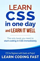 Learn CSS in One Day and Learn It Well (Volume 2) Front Cover