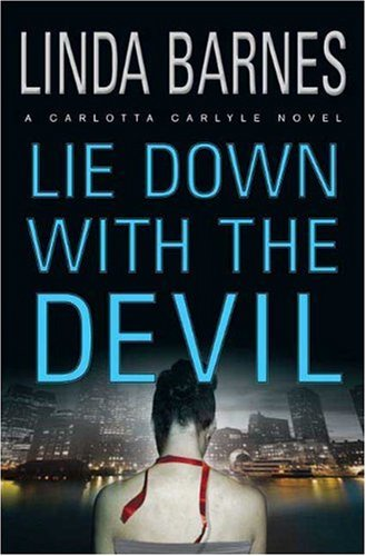 Image of Lie Down With The Devil (Carlotta Carlyle Mysteries)