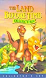 The Land Before Time Collectors Set (Volumes 1-4) [VHS]