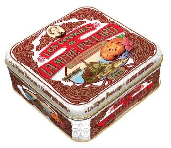 La Mere Poulard - Red Berries Cookies From France