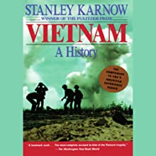 Vietnam: A History (       UNABRIDGED) by Stanley Karnow Narrated by Edward Holland