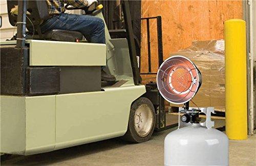 Mr. Heater MH15T Single Tank Top Outdoor Propane Heater