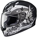 HJC FG-17 Flutura Full-Face Motorcycle Helmet (MC-5, Small)