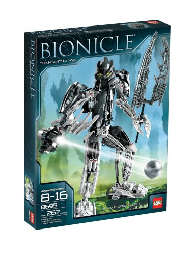 LEGO Bionicle Takanuva (japan import)