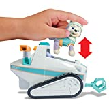 Paw Patrol Everests Rescue Snowmobile, Vehicle and Figure