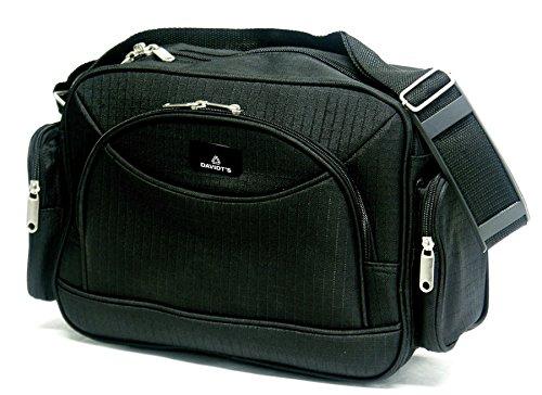 Flight Bag Noir DAVIDT'S D269203 Black