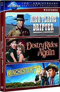 Westerns Spotlight Collection (High Plains Drifter / Destry Rides Again / Winchester '73) (Universal's 100th Anniversary Edition) (Bilingual)