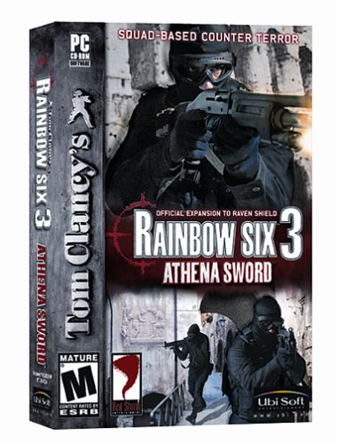Tom Clancy'S Rainbow Six 3: Athena Sword - Pc front-266243
