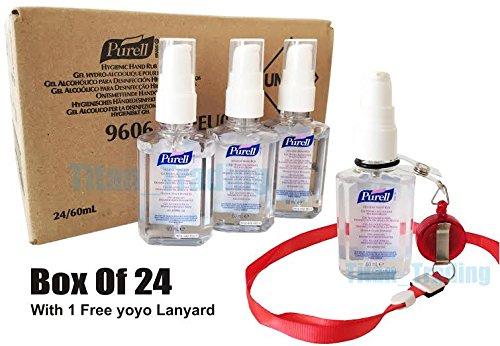 box-of-24-purell-hand-sanitizer-60ml-bottles-with-1-x-yoyo-style-lanyard-red-lanyard