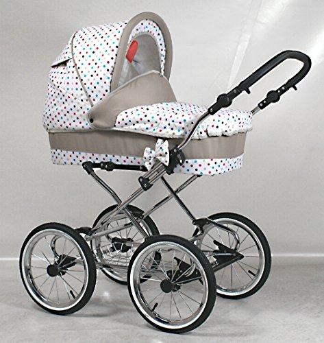 Wunderschner-Retro-Kinderwagen-Babywagen-3in1-giullietta-K103