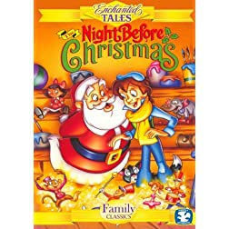 Enchanted Tales The Night Before Christmas