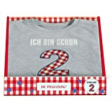 Spiegelburg 11235 T-Shirt 'Ich bin schon 2' BabyGlück Gr. 92/98