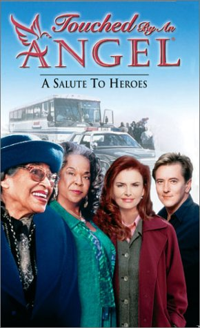 Touched by an Angel - Salute to Heroes [VHS]