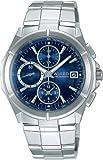 [ワイアード]WIRED 腕時計 クロノグラフモデル AGAV005 メンズ