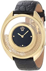 Versace Women's 86Q70D008 S009 Destiny Spirit Floating Micro Spheres Watch