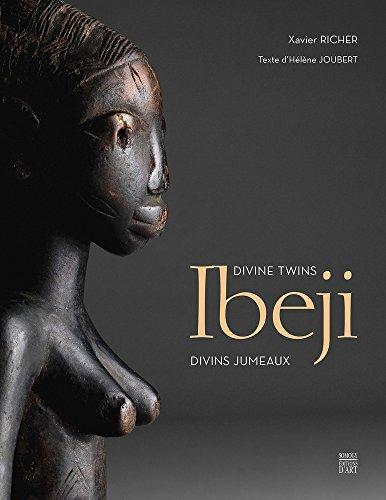 Ibeji: Divine Twins  [Joubert, Helene - Richer, Xavier] (Tapa Dura)