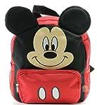 """Disney Mickey 12"""" Face Medium Backpack"""