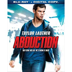 Abduction (+ Digital Copy) [Blu-ray]