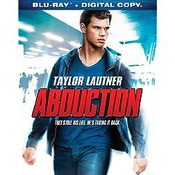 Abduction (+ Digital Copy) [Blu-ray]