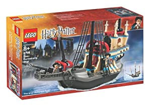 LEGO Harry Potter - The Durmstrang Ship
